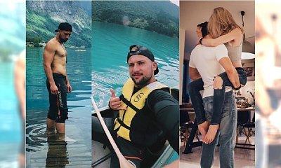 """Dawid Domański zdobył sympatię widzów w """"Ameryka Express""""! Prywatnie kocha sport, podróże i (niestety) jest już zajęty!"""