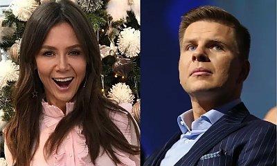 """Wielka wpadka Kingi Rusin w """"DD TVN"""". Żartowała na wizji... ze zmarłego syna Filipa Chajzera"""