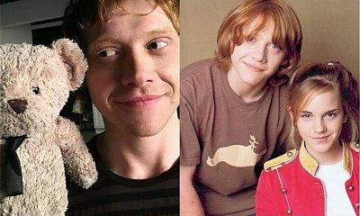 """Zdobył sławę, lecz nie polubił siebie. Rupert Grint, filmowy Ron z """"Harry'ego Pottera"""" wyznał, że nie chce nawet na siebie patrzeć!"""