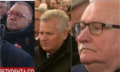 Pogrzeb Pawła Adamowicza: Znani i najbliżsi pożegnali prezydenta Gdańska