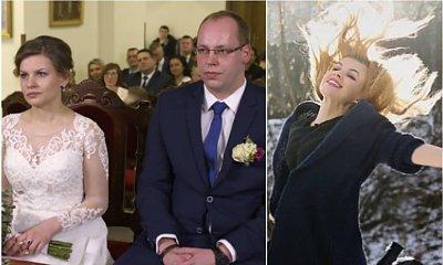 """Agata ze """"Ślubu od pierwszego wejrzenia"""" rozwiodła się z Maciejem! Pokazała rozwodowy strój. """"Kopara mu opadnie! Odżyłaś!"""""""