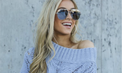 Sweter oversize - modny element stylizacji
