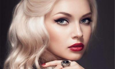 Makijaż dla blondynek - makijażowe inspiracje na każdą okazję