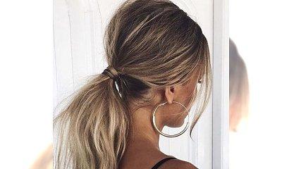 Koński ogon - dziewczęce i praktyczne upięcie długich włosów