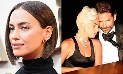 Lady Gaga i Bradley Cooper podczas oscarowej gali chwilami wyglądali jakby mieli się za chwilę POCAŁOWAĆ! Co na to Irina Shayk?