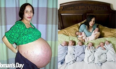 Najsłynniejsze ośmioraczki świata właśnie skończyły 10 lat, a ich mama może przestać się tłumaczyć, że jej rodzina jest PATOLOGIĄ!