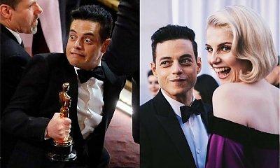 Niesforna muszka i UPADEK ze seny - tej gali Oscarów Rami Malek nigdy nie zapomni!