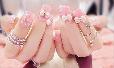 Manicure z perłami - nowy trend w zdobieniu paznokci jest HITEM na Instagramie!