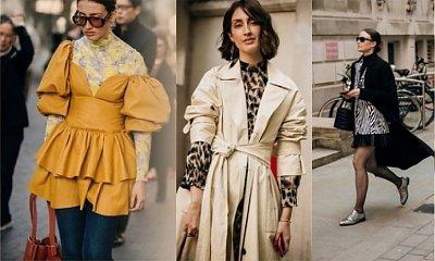 Stylizacje inspirowane modną brytyjskiego Fashion Weeku. Ubierz się tak samo w polskich sklepach!