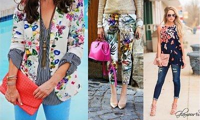 Hit mody wiosna lato 2019: ubrania z nadrukami. Wybieramy najciekawsze ubrania z printami ze sklepów
