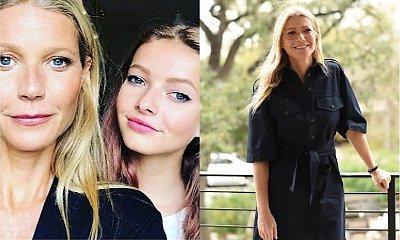 """Gwyneth Paltrow opublikowała na Instagramie zdjęcie z córką bez jej zgody! Fani oburzeni: """"Jesteś matką, a nie właścicielką"""""""