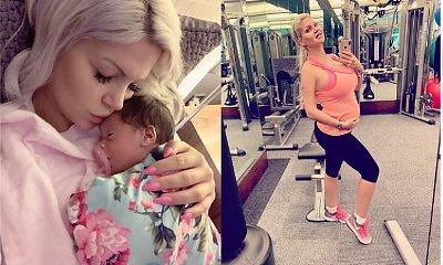 Kobieta z NAJWĘŻSZĄ talią świata pokazuje, jak wygląda siedem tygodni po porodzie! WOW!
