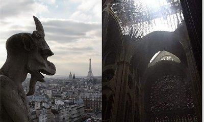 Tak wygląda teraz Notre Dame... Pożar katedry poruszył wiele serc, ale z tego jednego powodu nie wszyscy chcą jej odbudowy!