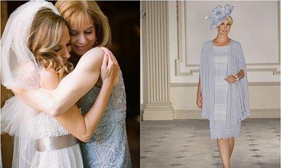 Stylizacje na wesele dla mamy panny młodej