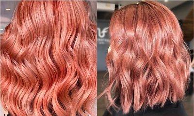Modne kolory włosów 2019: Coral Copper - nowy trend w koloryzacji rudych włosów