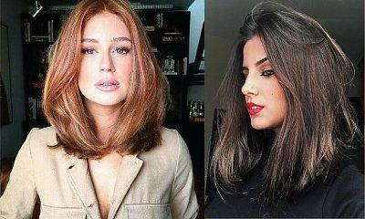 Fryzury dla włosów półdługich - galeria najpiękniejszych cięć