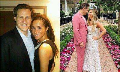 Były mąż Meghan Markle wziął za żonę córkę multimilionera. Podobna do księżnej? Porównujemy ślubne zdjęcia!