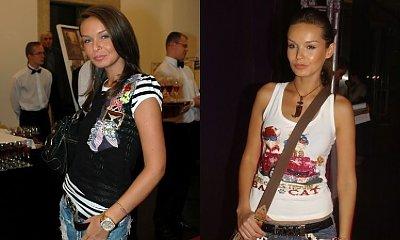 Pamiętacie Kasię 3000 Sowińską? Właśnie wróciła! Ale co się stało z jej twarzą?
