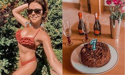 Paulina Koziejowska świętuje siódmą rocznicę związku z byłym partnerem. Oszukiwała Jacka Borkowskiego?