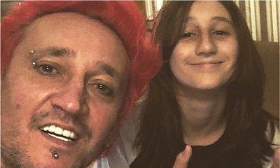 Michał Wiśniewski zaszalał z fryzurą i jego córka też! Etiennette wygląda jak anioł, za to Michał... O RANY!