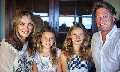 """Eva Halina Rich z """"Żon Hollywood"""" pokazała córki! Wow, jak one wyrosły! Dziś mają już 15 lat"""