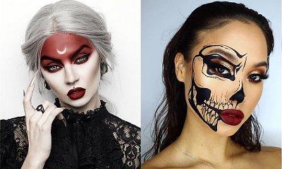 Makijaże na Halloween - galeria przerażających i wyjątkowych propozycji