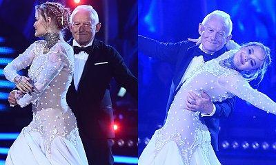 Taniec z Gwiazdami: Monika Miller i Leszek Miller zatańczyli walca! Przeżyjmy go jeszcze raz!