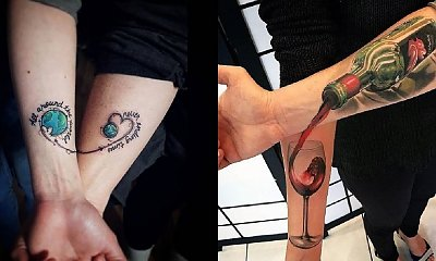 Tatuaże dla par - ponad 20 propozycji na ciekawe tatuaże dla zakochanych
