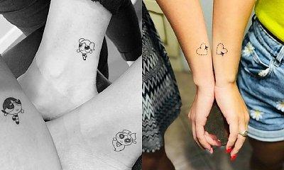 Tatuaże dla przyjaciółek - 20 propozycji dla kobiet na (nie tylko) małe tatuaże. GALERIA