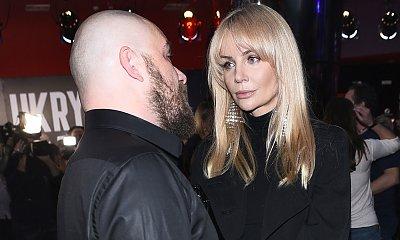 Agnieszka Woźniak-Starak przyszła na premierę filmu zmarłego męża. Jej reakcja wprowadziła wszystkich w osłupienie