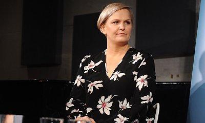 """Otylia Jędrzejczak na premierze swojej książki. Opisuje w niej osobiste dramaty: ,,Nosiłam martwy płód"""""""
