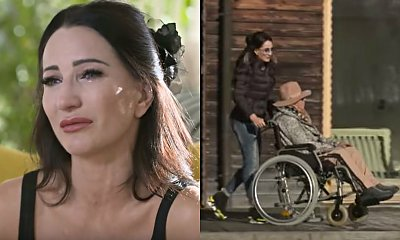 """Justyna Steczkowska przeżywa osobisty dramat. Jej mama otarła się o śmierć: ,,Nie mówi i jeździ na wózku"""""""