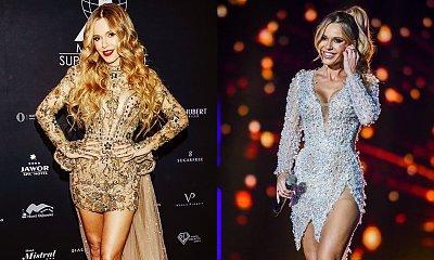 Doda na Mister Supranational 2019 w tych sukniach przyćmiła kandydatki! Która ładniejsza?