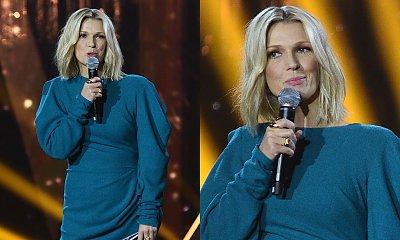 Magda Mołek jest w ciąży?! Ta kreacja wywołała olbrzymie spekulacje. Prezenterka skomentowała