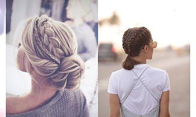Upięcia włosów krótkich i długich na karnawał 2020 [GALERIA]
