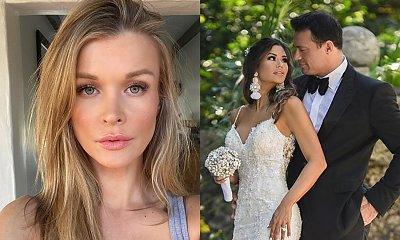 Romain Zago, były mąż Joanny Krupy, wziął ślub! Zobaczcie suknię panny młodej!