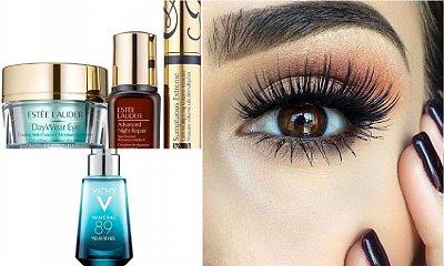 Skup się na oczach: Pielęgnacja i makijaż
