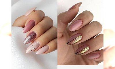 Jasne paznokcie - 25 pomysłów na manicure (nie tylko) na wesele [GALERIA]