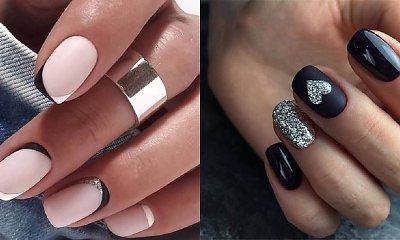 Krótkie paznokcie - 24 pomysły na krótki manicure, który zrobisz sama