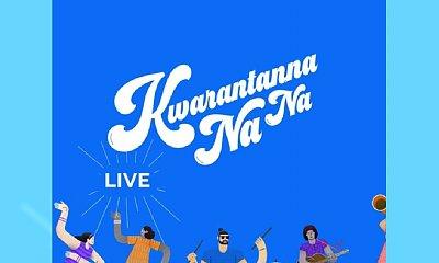 """Domowe koncerty, które niosą pomoc. Sprawdź artystów, którzy wystąpią na  """"Kwarantanna Na Na"""""""