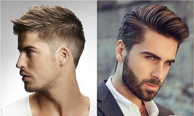 Modne męskie fryzury 2020 - stylowe propozycje dla mężczyzn w każdym wieku