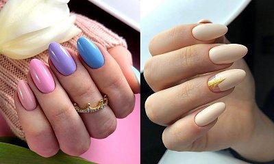 Pastelowy manicure - 16 przepięknych i subtelnych zdobień