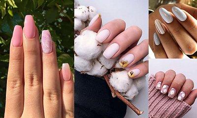 Jasny manicure - 18 stylowych propozycji