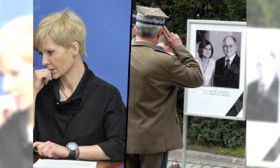 Dziś mija 10 lat od katastrofy w Smoleńsku. Joanna Racewicz straciła w niej ukochanego męża...
