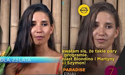 """Ola z """"Hotel Paradise"""" powiększyła usta! Naturalna dziewczyna oszpeciła się?"""