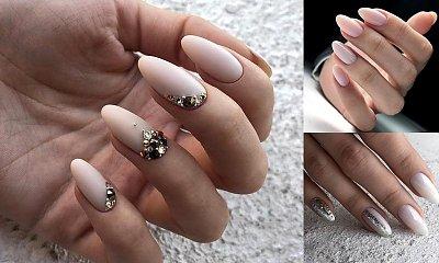 Ślubny manicure - 25 najpiękniejszych zdobień