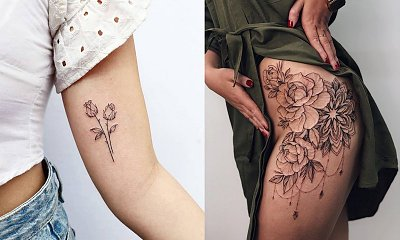 Kobiece tatuaże 2020 - galeria przepięknych wzorów