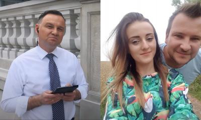 """Andrzej Duda odwiedził Annę i Grzegorza z """"Rolnik szuka żony"""". """"Dla nas to ogromny zaszczyt!"""""""
