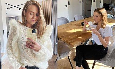 Agnieszka Kaczorowska pokazała, jak urządziła swój dom! Łazienka to prawdziwy majstersztyk