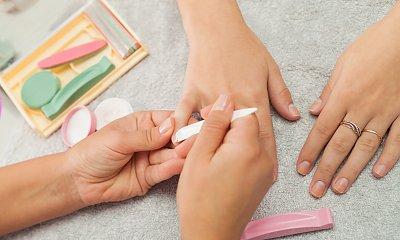 PAZNOKCIE W PROSZKU! Manicure japoński
